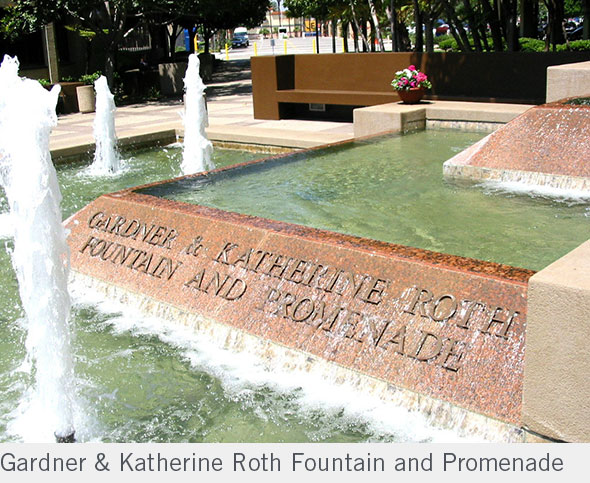 Gardner Roth Fountain