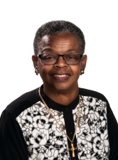 Rev. Dr. Mary Walton headshot