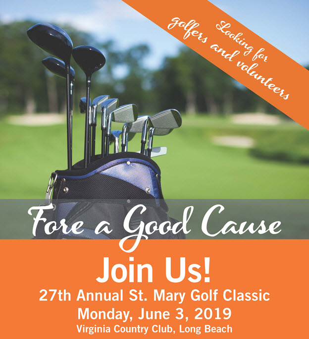 Join Us! Golf 2019